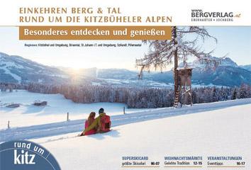 Rund um die Kitzbüheler Alpen Berg und Tal Winter 2017/18